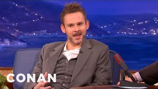 Dominic Monaghan & Elijah Wood Are BFFs - CONAN on TBS
