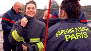 JE RENTRE CHEZ LES POMPIERS DE PARIS ! (Épisode 2)