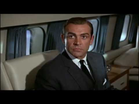 James Bond - Goldfinger Mix
