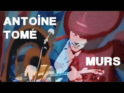 """Vidéo Antoine Tomé  """"Murs"""""""