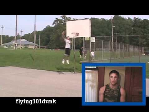 Amazing Asian Dunker :: 5'11 Jun He :: Breaks stereotypes