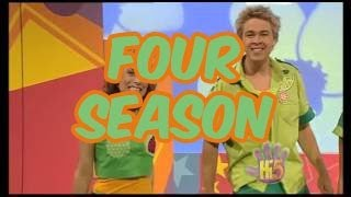 Video Four Seasons - Hi-5 - Season 11 Song of the Week download MP3, 3GP, MP4, WEBM, AVI, FLV Februari 2018