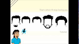 How to sing That's when i'll stop loving you by Nsync