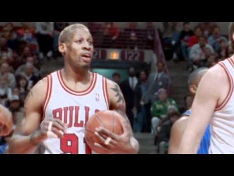 Dennis Rodman Career Retrospective