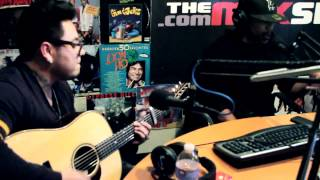 ANDREW GARCIA & G SEVEN - (AIRPLANES & TERMINALS) LIVE ON-AIR ACOUSTIC PERFORMANCE
