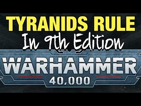 9th Edition Tyranids (how Good Will They Be?)