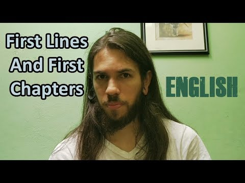 First Lines and First Chapters