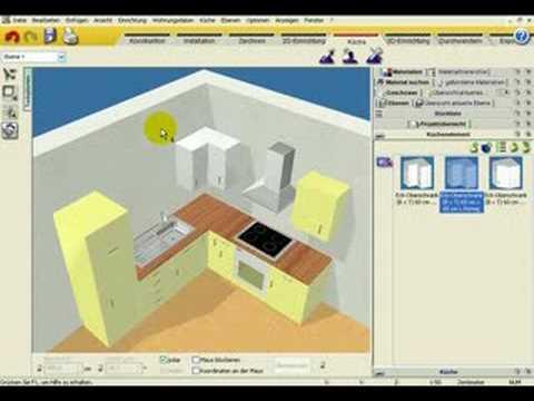 eckschrank oben hinzuf gen k chen modus thd 8 engine youtube. Black Bedroom Furniture Sets. Home Design Ideas