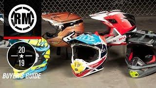 Best Motocross Helmets | 2019