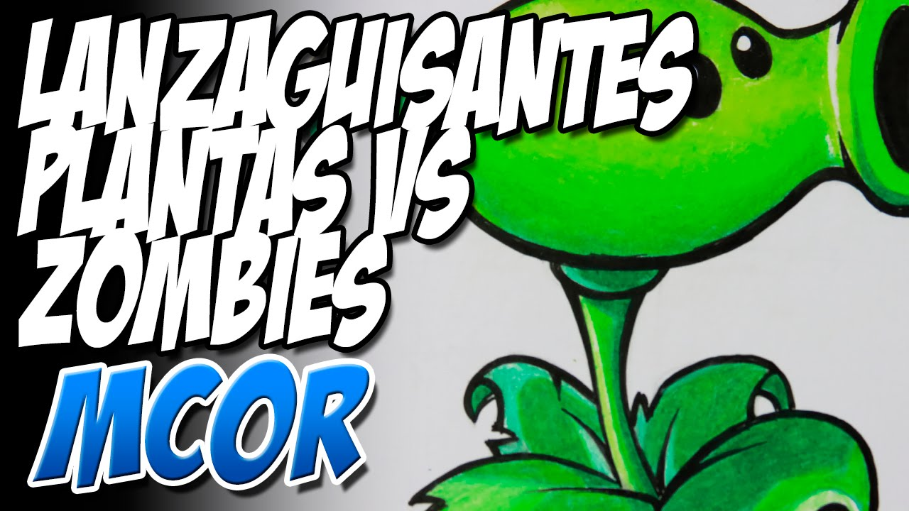 Como Dibujar A Un Pomelo De Pvz: Plants Vs Zombies Para Dibujar