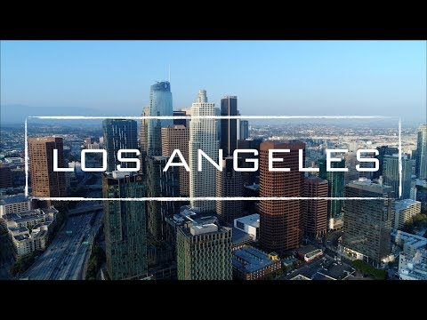 Los Angeles | 4K Drone Footage