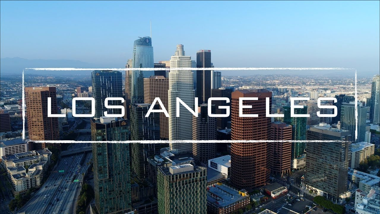 Los Angeles | 4K Drone Footage