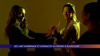 Yvelines | De l'art numérique et interactif au Prisme à Élancourt