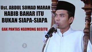Reaksi Mengejutkan Ust Abdul Somad Tentang Habib Bahar Yang Menghina Jokowi
