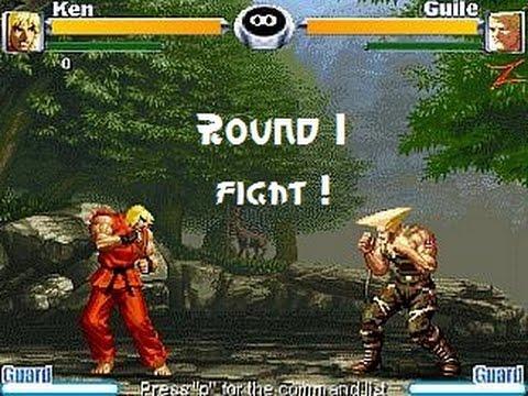 Teaser Round 1 fight ! (Street Fighter 5)