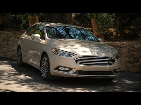 New Ford Fusion: Tech injection for Ford's best-selling car (On Cars, Ep. 91)