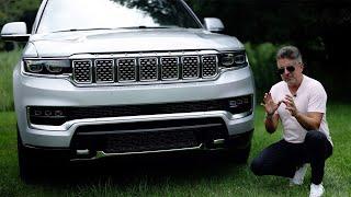 ¿La SUV más lujosas del mundo? • 2022 Jeep Grand Wagoneer