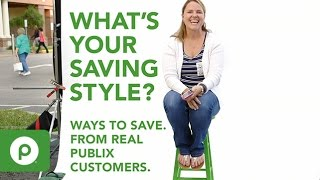 Saving that's just your style at Publix. thumbnail