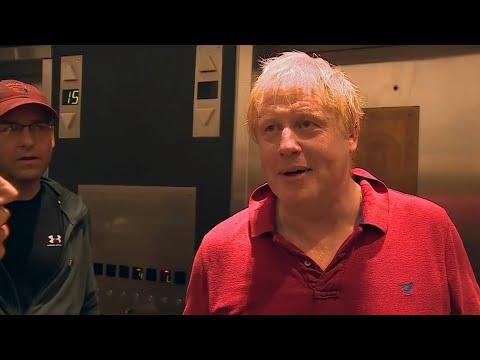 Boris Johnson denies cabinet rift over Brexit policy