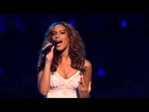 Leona Lewis - Footprints In The Sand - LIVE Performance