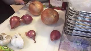 Foodie FriYAY!!  Freezer Meals!  Loooong Video of all Day Recipe Making!  Foodsaver!