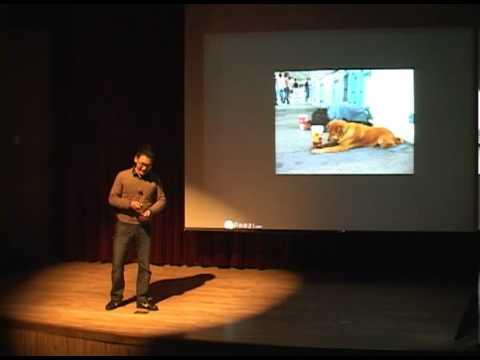 TEDxKAIST - Sungchan Kang - A Creative Misfit (Korean)