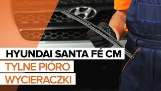 Naprawa HYUNDAI CRETA / ix25 samemu - video przewodnik samochodowy
