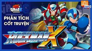 Phân Tích Cốt Truyện: Rockman X - Mega man | Game Tuổi Thơ - meGAME
