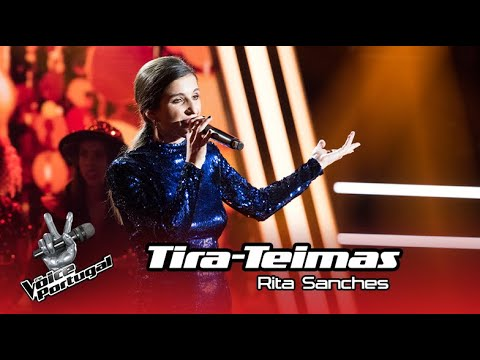 "Rita Sanches - ""That's Life"" 