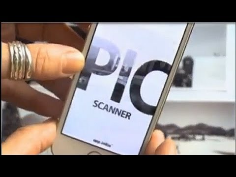 Photo Scanning App for iPhone and iPad (BBC Review)