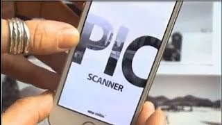 Photo Scanning App for iPhone and iPad (BBC Review) Video