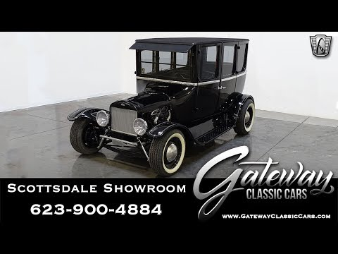 1924 Ford Model T Center Door Gateway Classic Cars of Scottsdale #427