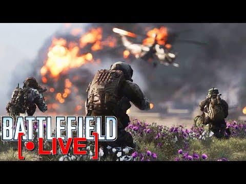 Battlefield V Reveal - Live Reactions, Predictions & Hangout (New Sponsor Emotes & Badges)