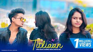 Titliaan | Harrdy Sandhu | Sargun Mehta | Titliyaan | Afsana,Jaani,Avvy,Arvindr | PRASV Creation