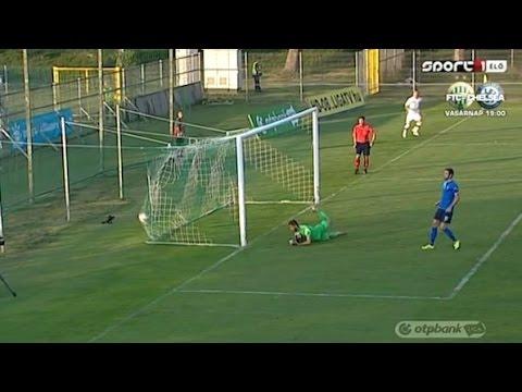 Bartha László gólja az MVM-Paks - MTK Budapest mérkőzésen thumbnail