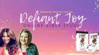 Defiant Joy Online Bible Study 1 thumbnail