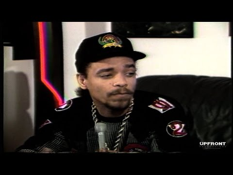 Ice-T - Powerful Exclusive Interview in 1988 by filmmaker Keith O'Derek/Upfront Productions