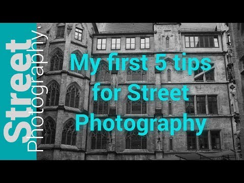 My first 5 tips for Street Photography (my approach to composition)