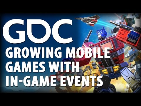 Life After Launch: How To Grow Mobile Games With In-Game Events