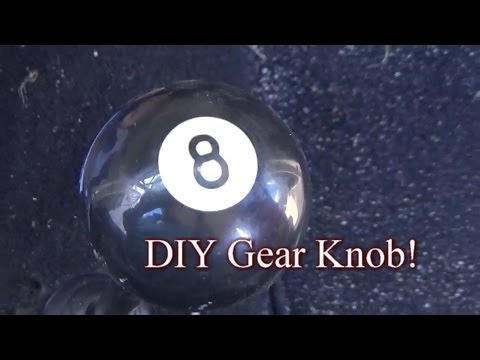 DIY Gear Knob