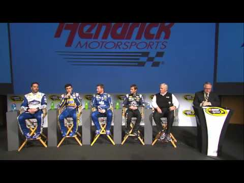 2016 Hendrick Motorsports Intro
