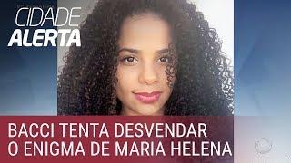 O enigma de Maria Helena: corpo estava dentro de mala?