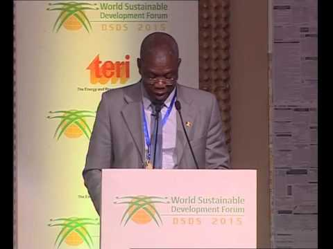 DSDS 2015, Feb 6 : Financing Transformational Change and Achieving SDGs in Africa