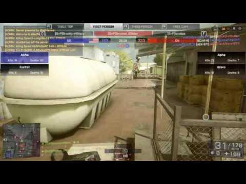 III. Battlefield 4 Magyar Kupa, SnP-H4CEM, (Pearl Market, rnd1-2.)