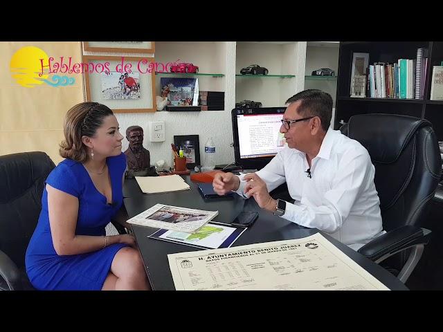 Hablemos de Cancún /Entrevista al expresidente municipal Joaquín G. Castro