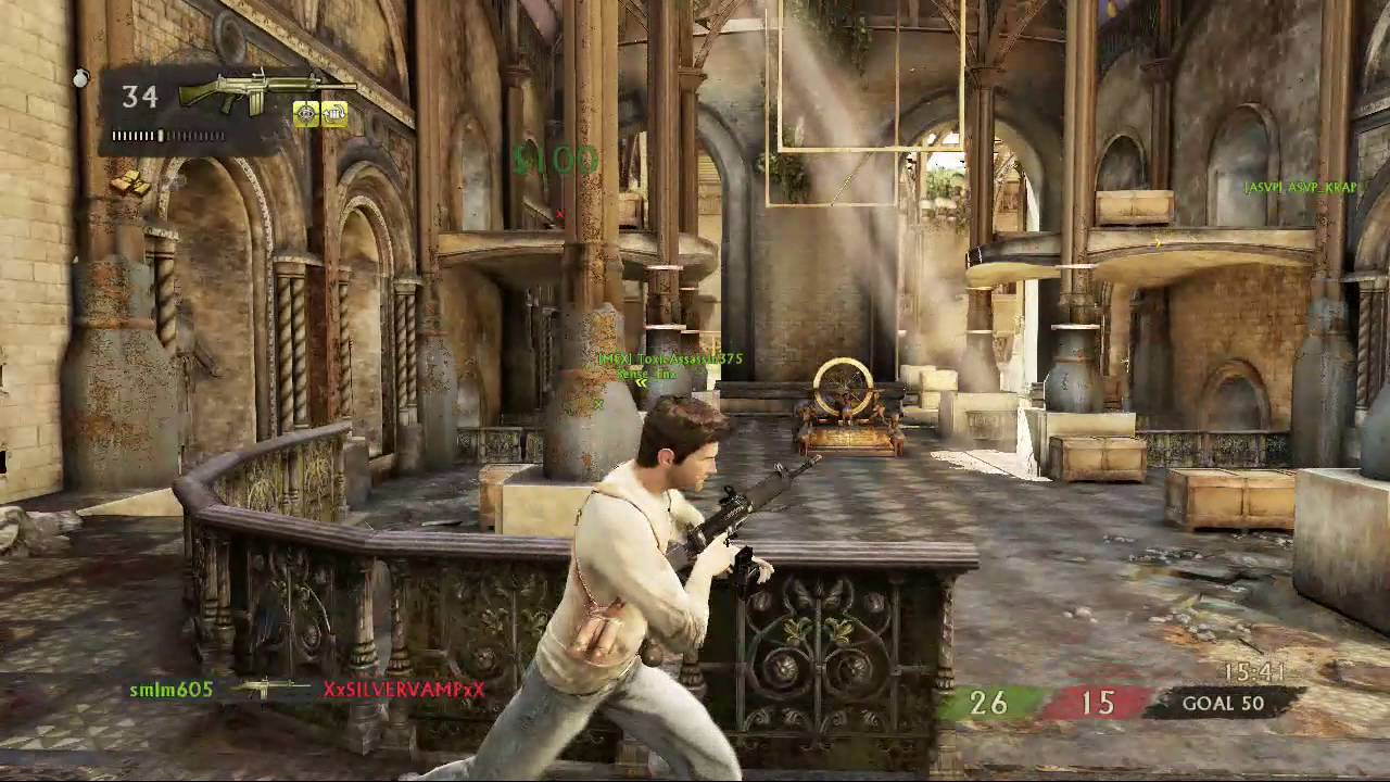 Uncharted 3 matchmaking unfair