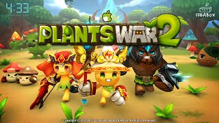 Plants War 2 (by Four Thirty Three) Gameplay IOS / Android HD