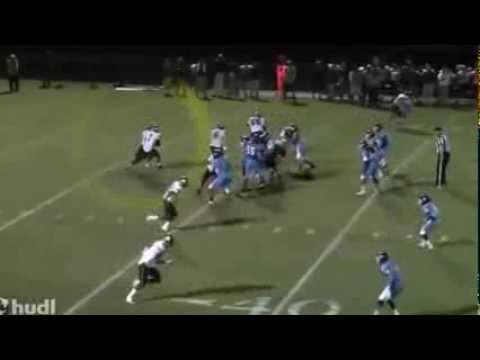 Damonte 'DJ' Frisby - John Handley High School Football