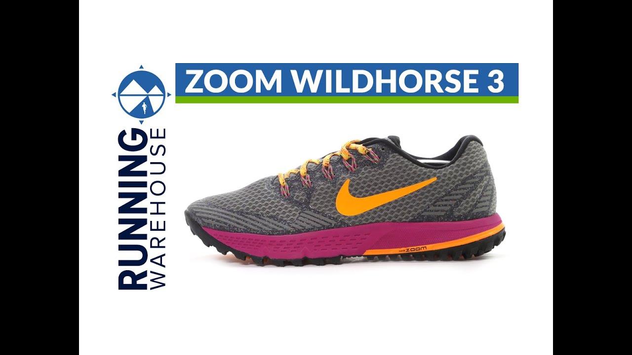 353b92d577c7f Nike Zoom Wildhorse 3 for women - YouTube