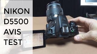 Nikon D5500 : présentation détaillée, avis, test, conseil de choix
